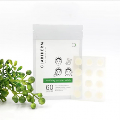 Clariderm pimple patch